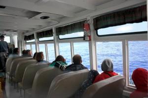 tourboat-interior